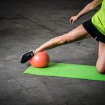palla piede pilates