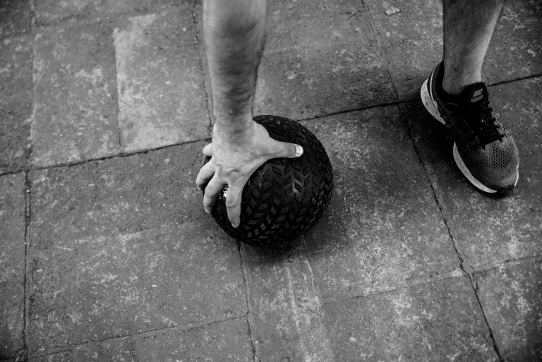 officina funzionale palla medica andrea